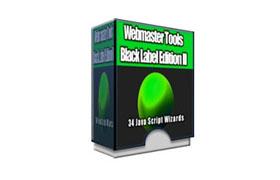 Webmaster Tools Black Label
