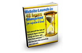 Website Launch In 48 Hours Blueprint