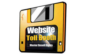 Website Toll Booth