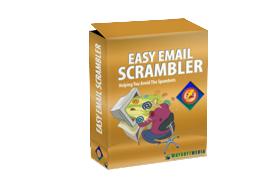 Easy Email Scrambler