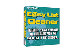 Easy List Cleaner