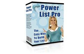 Power List Pro