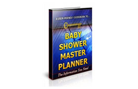 Baby Shower Master Planner