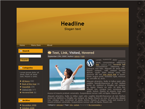 Alive WP Theme Edition 2