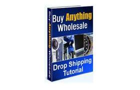 Drop Shipping Tutorial