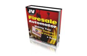 Joint Venture Firesale Automater Software