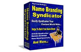 Name Branding Syndicator