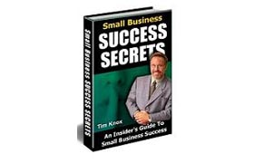 Small Business Success Secrets