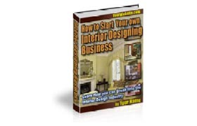 Start Your Own Interior Design Business
