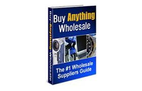 The Number 1 Wholesale Suppliers Guide