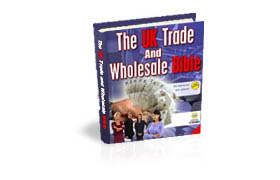 The UK Trade And Wholesale Bible