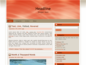 Bizzy WP Theme Edition 10