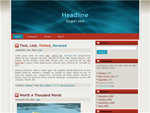 Bizzy WP Theme Edition 14