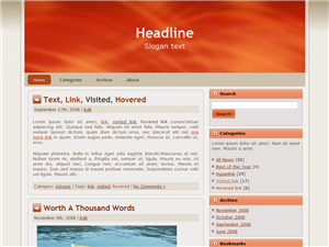 Bizzy WP Theme Edition 20