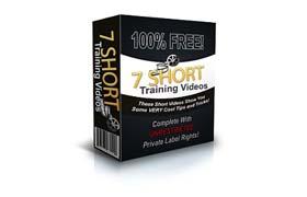 7 Short Training Videos
