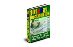 101 eBay Auction Tips