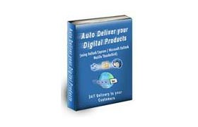 Auto Deliver Digital Products
