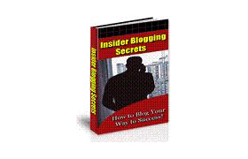 Insider Blogging Secrets