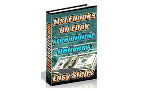 List Ebooks On EBay