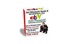 Sell Wholesale Goods & Websites On eBay
