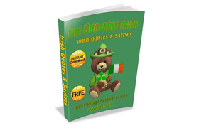 The Quotable Irish