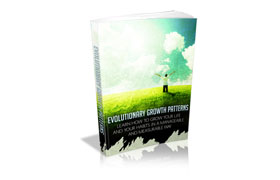 Evolutionary Growth Patterns