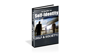 Self Identity Self and Society