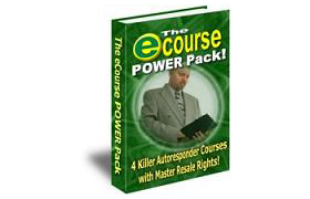 The E-Course Power Pack