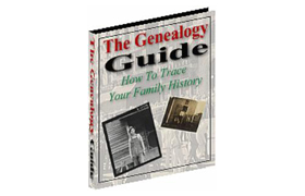 The Genealogy Guide
