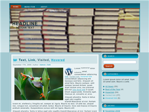 Books WP Theme Edition 3