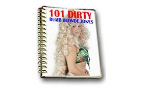 101 Dirty Dumb Blonde Jokes