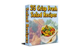 25 Crisp Fresh Salad Recipes