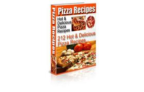 212 Hot & Delicious Pizza Recipies
