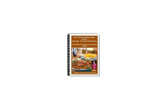 Cat Head Biscuits And Garlic Fried Chicken