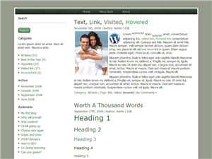 Branded Relation WP Theme