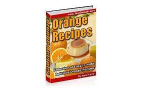 Delicious Orange Recipes