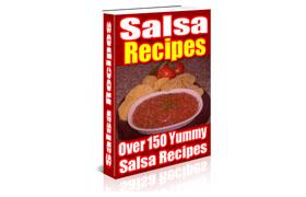 Over 150 Salsa Recipes