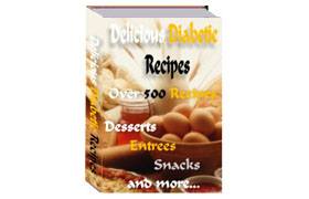 Over 500 Delicious Diabetic Recipes