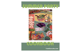 Summer Party Cookbook