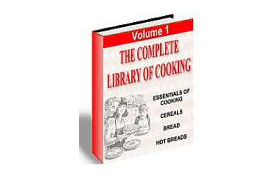 The Complete Library Of Cooking Volume 1