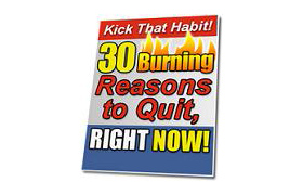 30 Burning Reasons to Quit