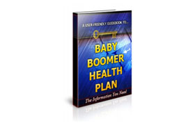 Baby Boomer Health Plan