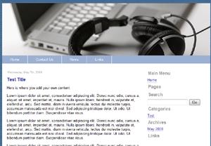 Computing Joomla Template Edition 3
