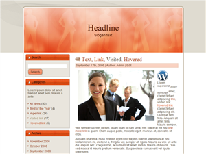 Consulting WP Theme Edition 2