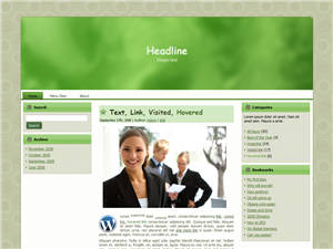 Consulting WP Theme Edition 3