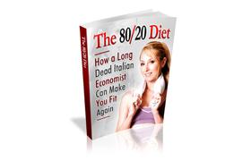 The 80-20 Diet