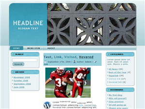 Footly WP Theme Edition 4