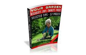 Your Garden – Neighbour's Envy, Owner's Pride