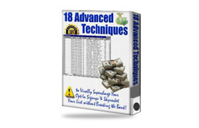 18 Advanced Techniques