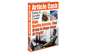 Article Cash